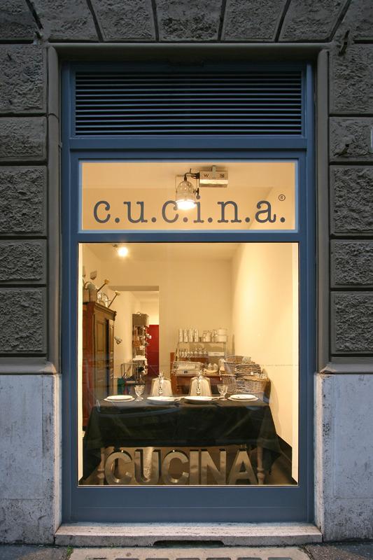 Gia 2012 punto vendita c u c i n a roma casastile for Cu ci na roma