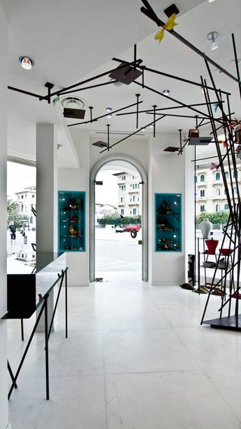 12b2382bc6 Punto vendita Gallo Mare, Viareggio (LU) | Casastile