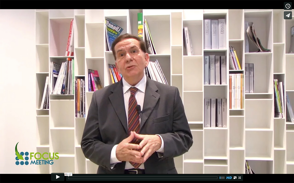 portrait gianfranco giacoma caire video