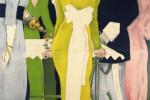 Campari pubblicità Marcello Dudovich, Dame e ufficiali, 1915, Galleria Campari