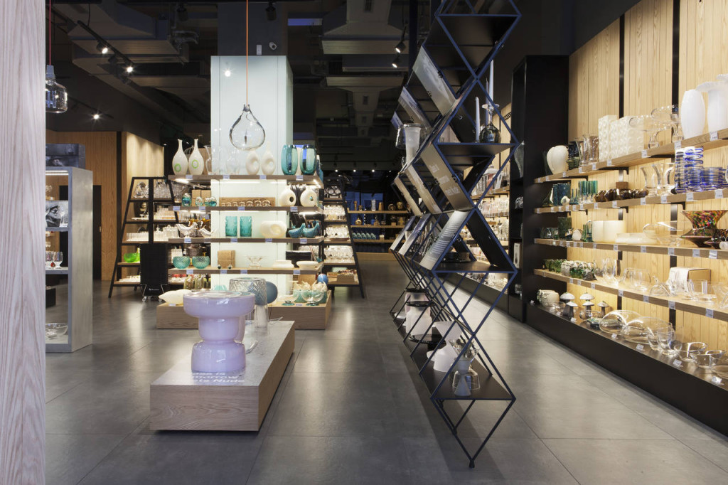 Pasabahce Store Milano Montenapoleone 2015