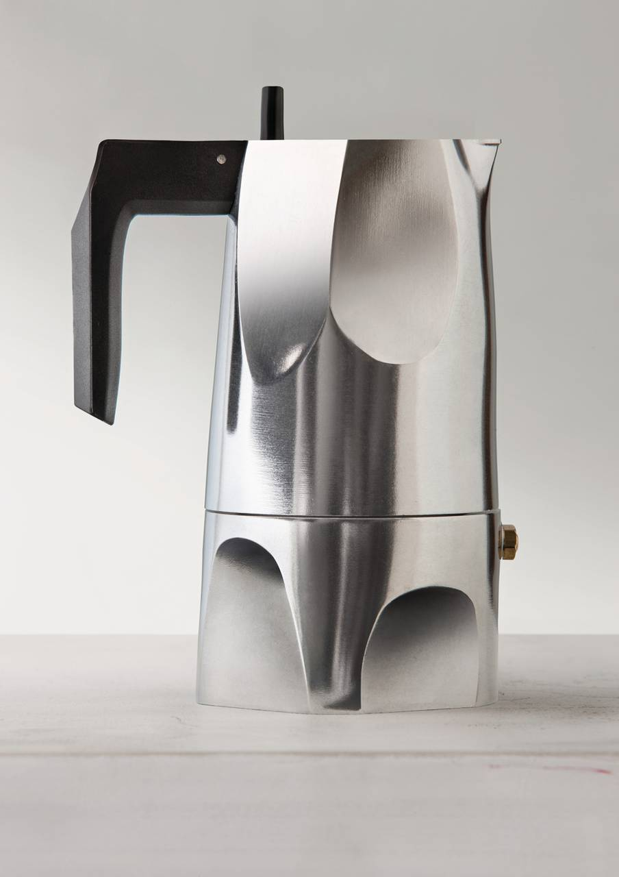 Ossidiana caffettiera Alessi red dot design award 2015