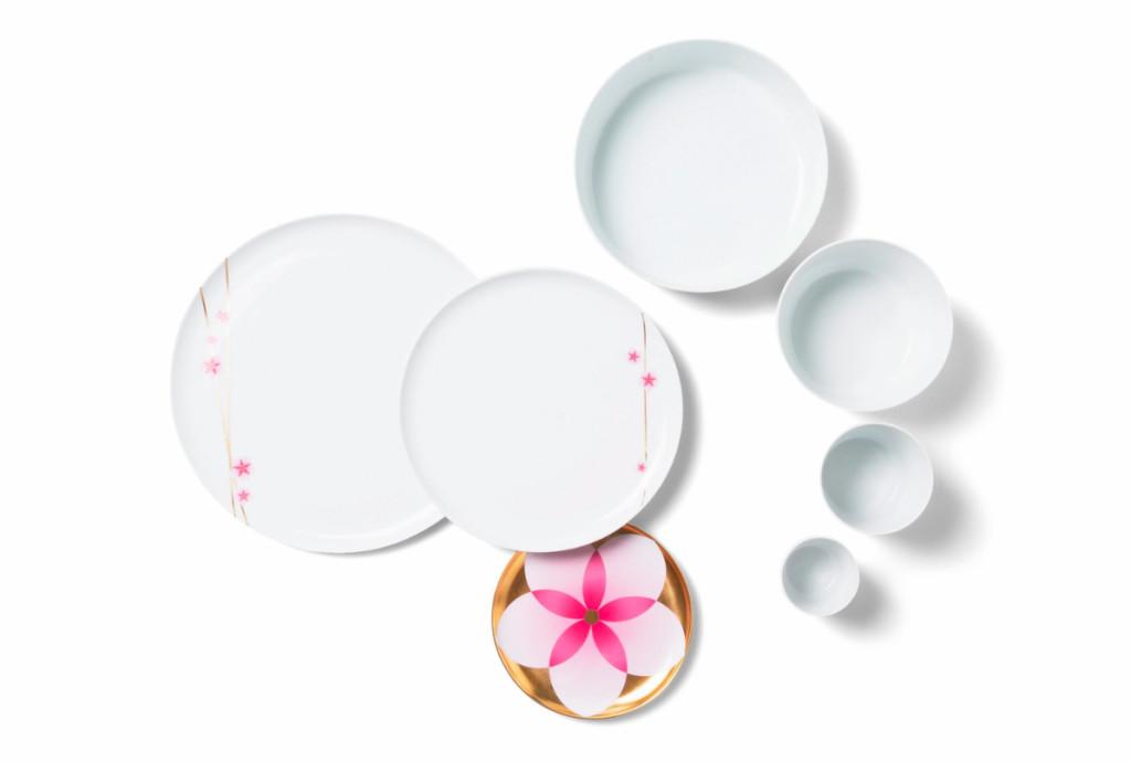 collezione seven fustenberg piatti