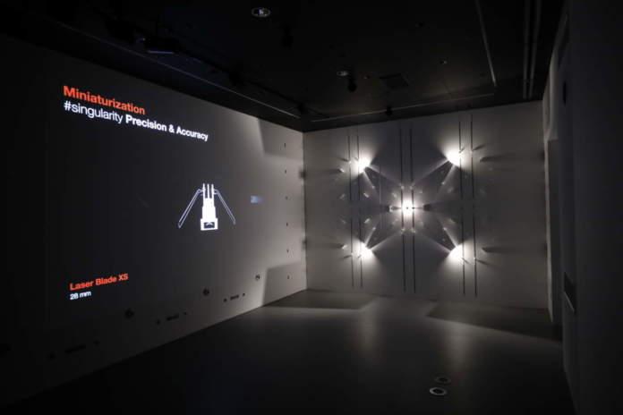 A light building iguzzini ha mostrato la luce del futuro
