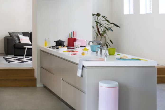 Brabantia colora la cucina con il design di Tasty Colors | Casastile
