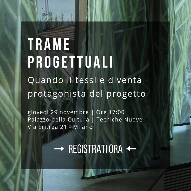 Trame Progettuali - popup