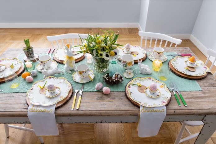 10 idee per il pranzo di Pasqua. In tavola e in cucina | Casastile