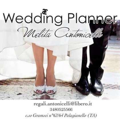 Antonicelli Store Home&Design lista nozze