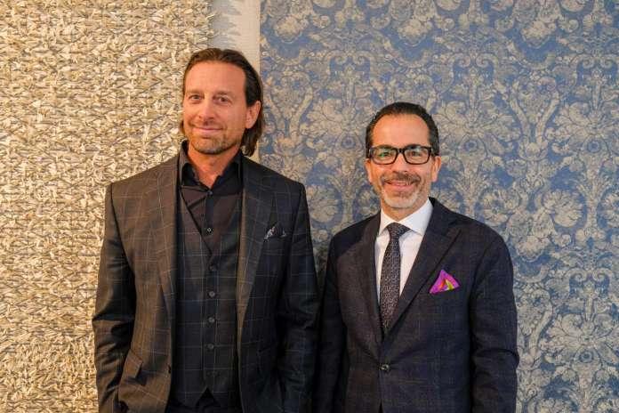 Nicolò Favaretto Rubelli e Matteo Nunziati
