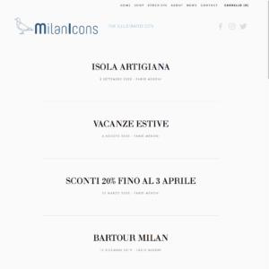 Milan Icons